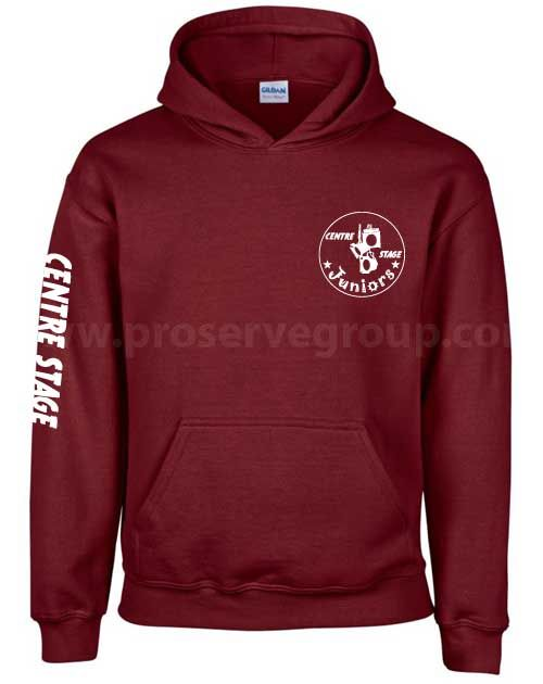 Centre Stage Juniors Hoodie