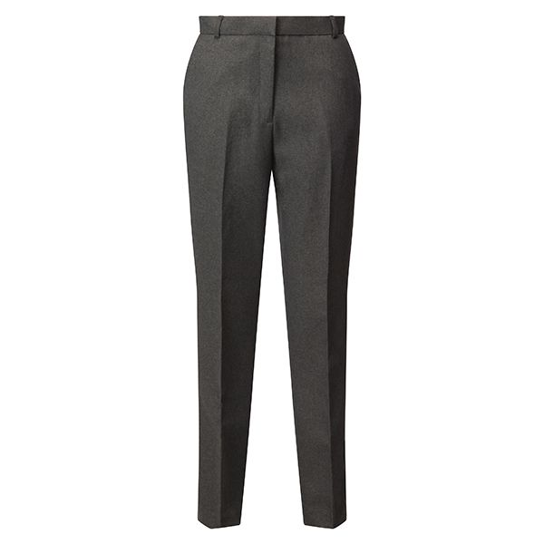 Coombeshead Girls' Signature Suit Trousers (Steel Grey)