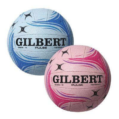 Gilbert Pulse Training Netball Size 4 5