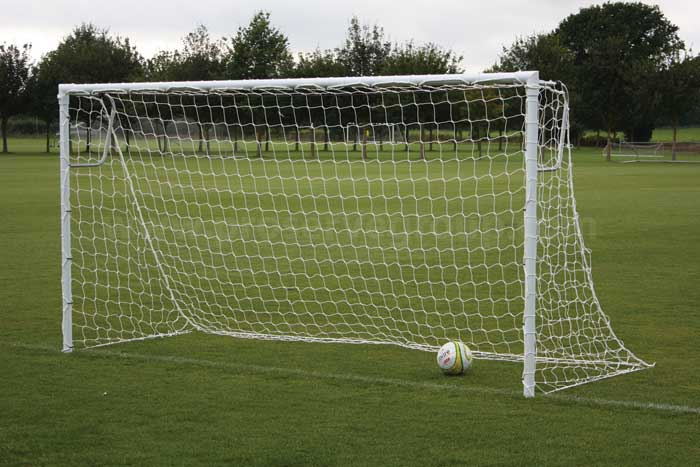 Heavyweight Mini Soccer Goals 3 66m X 1 83m