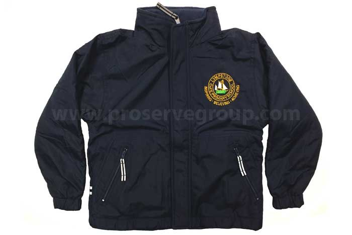 Lympstone Coat (Navy)