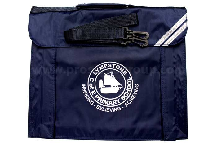 Lympstone Satchel Bag (Navy)