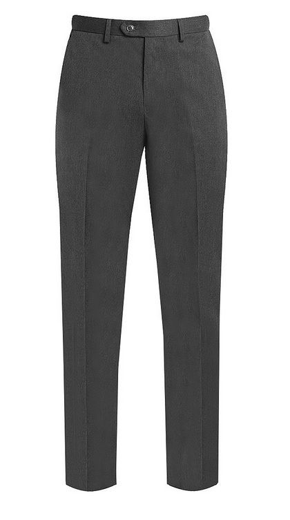 Signature Boys Classic Trousers (Steel Grey)
