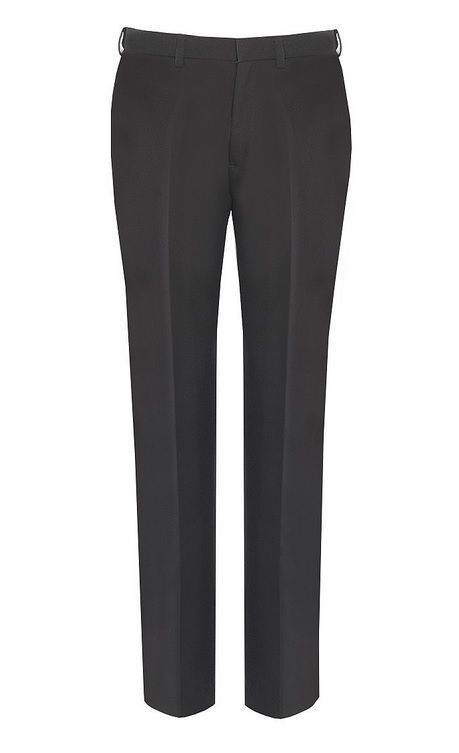Signature Girls Classic Trousers (Steel Grey)