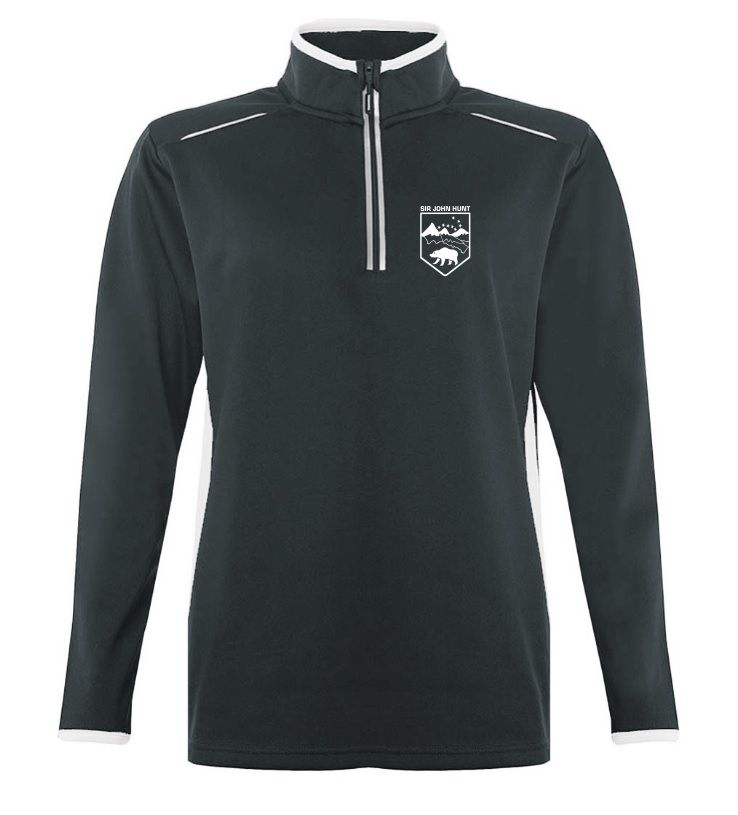 Sir John Hunt Quarter Zip Training Top