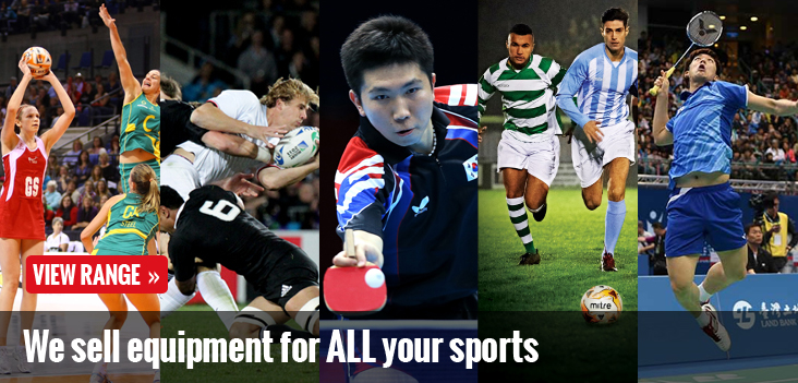 All Sports equipment